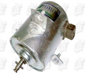 Motor Vent. Rad. 137 Gol / Parati / Saveiro G3 s/ Ar 12 v
