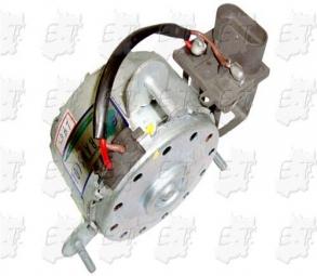 Motor Vent. Rad. Celta c/ Ar (Resistência) 12 v
