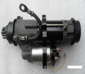 Motor de Partida p/ Motor de Popa 115 HP